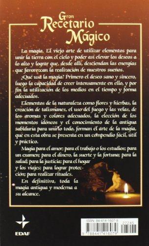 Gran Recetario Magico (Tabla de Esmeralda)