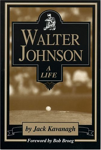 Walter Johnson Baseball (Walter Johnson: A Life)