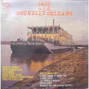 jazz à la nouvelle orléans (double 33 tours)