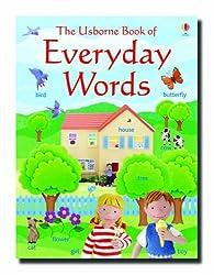 The Usborne Book of Everyday Words (Usborne Everyday Words)