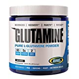 Best Glutamine Powders - Gaspari Nutrition Glutamine 300 g Muscle Recovery Powder Review