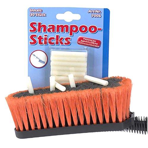 Preisvergleich Produktbild HP Shampoo Stäbchen 30 Stck
