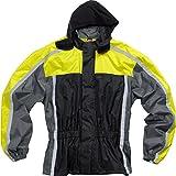 Road Textil Regenjacke 2.0 gelb XL