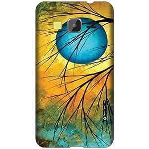 Printland Designer Back Cover for Samsung Galaxy Core Prime - Moonlight Case Cover
