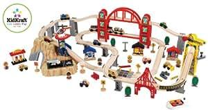 Kidkraft Metropolis Train Set