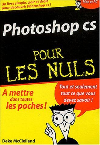 Photoshop CS poche pour les Nuls