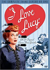 I Love Lucy: Complete Third Season [DVD] [Region 1] [US Import] [NTSC]