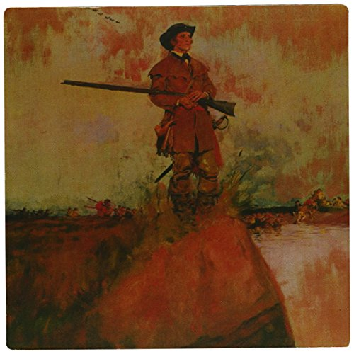 3drose-llc-8-x-8-x-025-inches-mouse-pad-george-rogers-clark-on-his-way-to-kaskaskia-by-howard-pyle-a