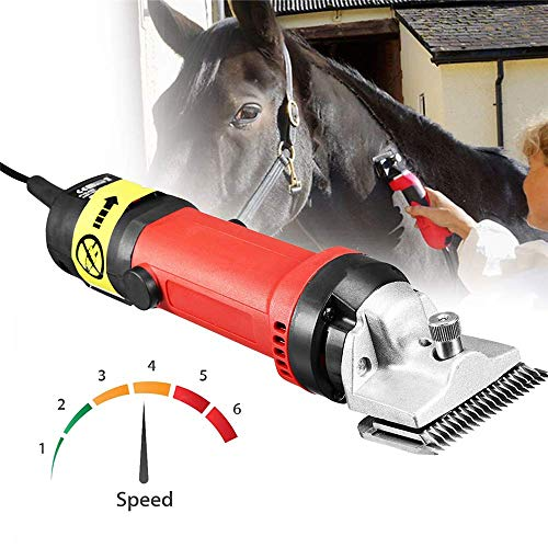 LKJCZ 690W Professional Electric Horse Clipper Grooming