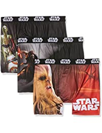 Star Wars, Boxer Homme (lot de 3)