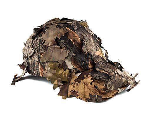 Jack Pyke 3D Leafy Hunters Baseball Hat Cap Shooting Fishing JHABASLEAF 3d Jack