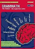 mindmemo Lernfolder - The Tenses - Die englischen Zeiten Grammatik lernen für Kinder und Erwachsene Lernhilfe Zusammenfassung PremiumEdition foliert DIN A4 6 Seiten plus Abhefter