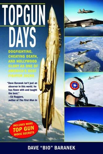 Topgun Days Cover Image