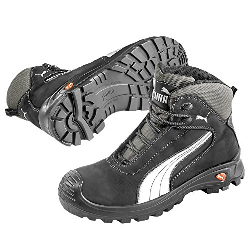 puma safety footwear. Puma Safety Unisex Adults  Cascades Mid S3 Hro Src fccaa08af
