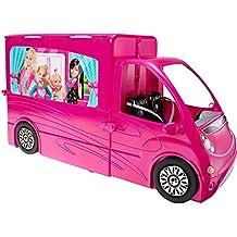 Barbie - Autocaravana de vacaciones (Mattel BJN62)