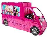 Mattel Barbie BJN62 - Glam Camper, inklusive viel Zubehör