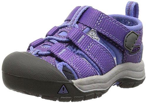 Keen Unisex-Kinder Newport H2 Durchgängies Plateau Sandalen, Violett (Purple Heart/Periwinkle), 35 EU