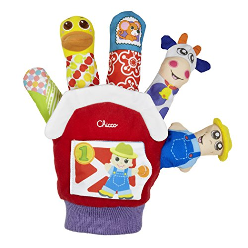 Chicco-00007651000000 Big & Small Guante, (00007651000000)