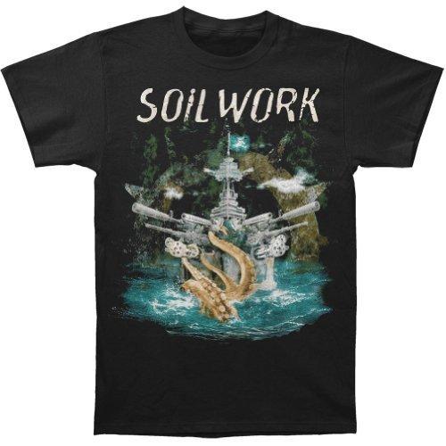 Soilwork Barge To Hell Break For Nobody T-Shirt