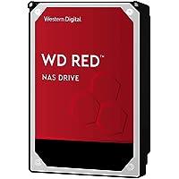 WD Red interne NAS-Festplatte 2 TB (3,5 Zoll, NAS Festplatte, 5400 U/min, SATA 6 Gbit/s, NASware-Technologie, 256 MB…