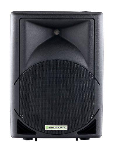pronomic-fox-ii-15-altoparlante-monitor-da-30-cm-12-alloggiamento-in-plastica-abs-300-w-rms-600-w-ap