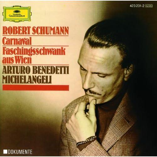 Schumann: Carnaval, Op.9 - 10. A.S.C.H.-S.C.H.A. (Lettres dansantes)