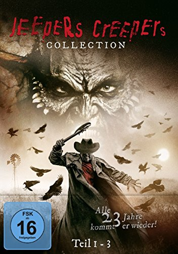 Jeepers Creepers Collection 1-3 - Limitierte Edition [3 DVDs]