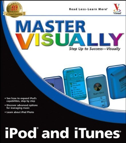 Master Visually iPod and iTunes by Bonnie Blake (2005-04-22) 2005 Ipod
