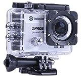 TecTecTec XPRO2 Videocámara deportiva 4K Ultra HD WiFi con carcasa sumergible - Blanco