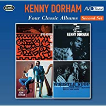 Four Classic Albums (Afro-Cuban / 'Round About Midnight At The Cafe Bohemia / Jazz Contrasts / Whistle Stop)