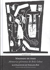 Memorias póstumas de Brás Cubas par  Joaquim Machado de Assis