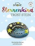 The Art of Stone STERNENKIND TROST-Stein - für trauernde Eltern - Motiv 1 - Mut und Trostspender zugleich