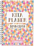 Betzold 757493 - Kita-Planer 2018/2019, Ringbuch - Jahresplaner Organisation Kita-Kalender