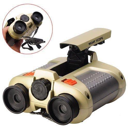Night Scope Original Binocular with Pop-Up Light For Kids Outdoor