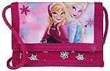 Undercover FRQA7000 - Disney Frozen Eiskönigin Geldbeutel Brustbeutel mit Kordelband