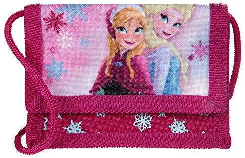 Undercover FRQA7000 Disney Frozen Eiskönigin Geldbeutel Brustbeutel mit Kordelband