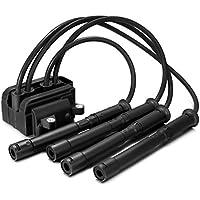 Paquete de cables de encendido Dromedary para bujías 8200084401 1.2 ...