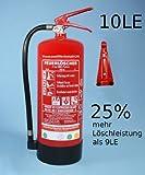 6kg Pulver Feuerlöscher 10LE mit Manometer