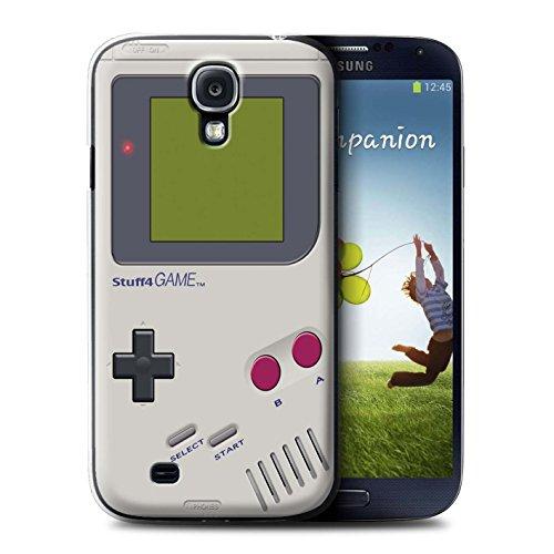 für Samsung Galaxy S4/SIV/Nintendo Game Boy Muster/Spielkonsolen Kollektion ()