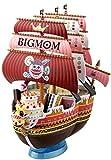 Bandai Modellbau-Set 16387 - 56227 One Piece - Grand Ship Collection 13, Klein, Queen Mama Chan
