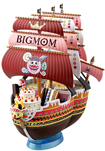 Bandai-Model Kit 16387-56227One Piece-Grand Ship Collection 13Petite-Queen Mama Chan