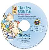 The Three Little Pigs (English-Spanish Brighter Child Keepsake Stories Audio CDs) by Patricia Seibert (2006-02-02)