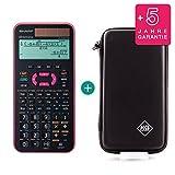 SHARP EL-W531XG Pink + Schutztasche + Erweiterte Garantie