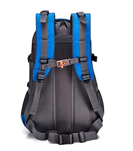 HCLHWYDHCLHWYD-uomini e donne borsa zaino alpinismo borsa del computer borsa a tracolla viaggio grande capacità Outdoor viaggi di piacere , 5 4