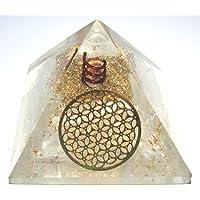 Wunderschöne 59 Gramm Selenit Orgonit Pyramide Kristall Heilungs Reiki Feng Shui Bagua Geschenk Psychische Energie... preisvergleich bei billige-tabletten.eu