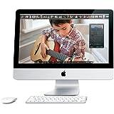 Apple iMac MB950D/A 54,6 cm (21,5 Zoll) Desktop-PC (3.06, 4GB, 500GB,  NVIDIA 9400) NEU