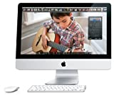 Apple iMac MB950D/A 54,6 cm (21,5 Zoll) Desktop-PC (3.06, 4GB, 500GB,  NVIDIA 9400) NEU