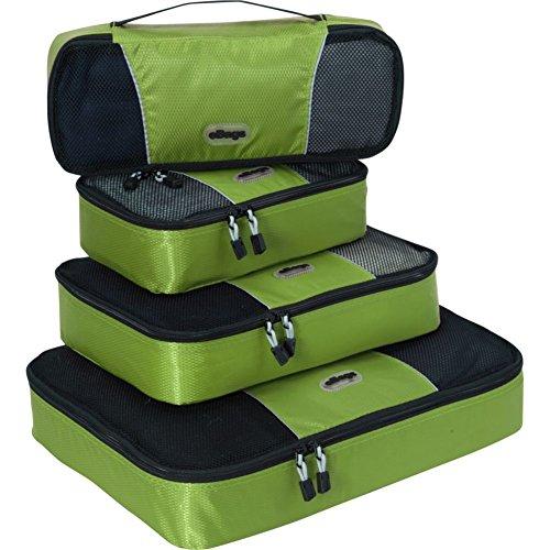 eBags , Organizer per valigie , Grasgrün (Verde) - EB2061-4M-GHP