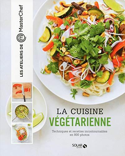 La cuisine végétarienne- Les ateliers de Masterchef