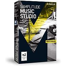 MAGIX Samplitude Music Studio – Version 2017 – das Tonstudio zum Musik Schneiden, Aufnehmen & Produzieren